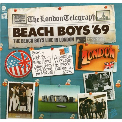 The Beach Boys --- The...