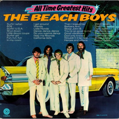 The Beach Boys --- All Time...