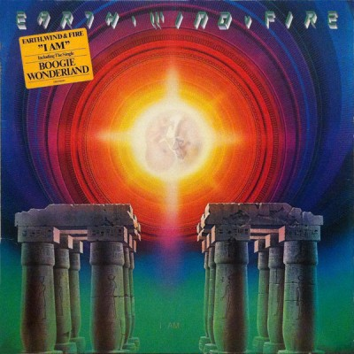 Earth Wind & Fire --- I am