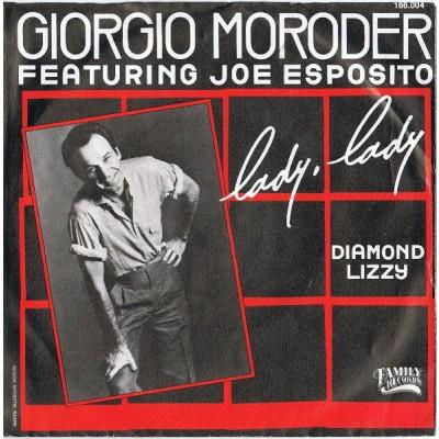 """7"""" Giorgio Moroder..."""