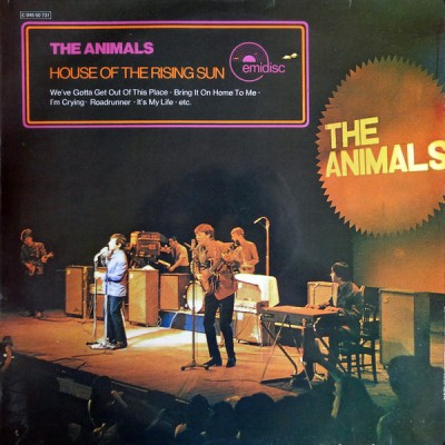The Animals --- House Of...