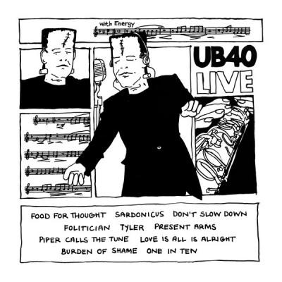 UB40 --- Live