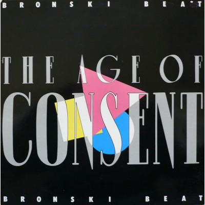 Bronski Beat --- Age Of...