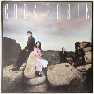 Cock Robin --- Cock Robin