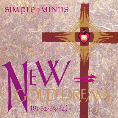 Simple Minds --- New Gold...
