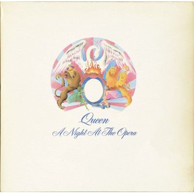 Queen --- A Night At The Opera