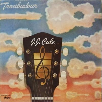 J.J. Cale --- Troubadour