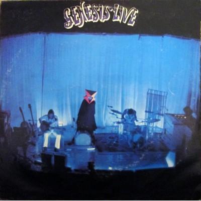 Genesis --- Genesis Live