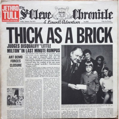 Jethro Tull --- Thick As A...