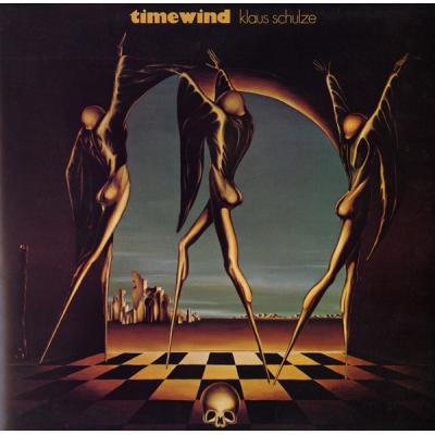 Klaus Schulze --- Timewind