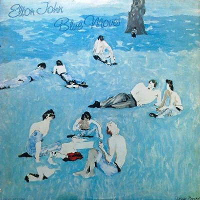Elton John --- Blue Moves