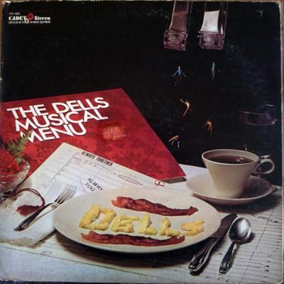 The Dells --- Musical Menu