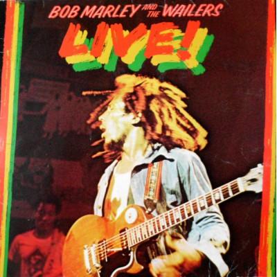 Bob Marley & The Wailers...