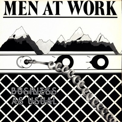 Men At Work --- Business As...