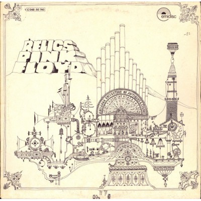 Pink Floyd --- Relics