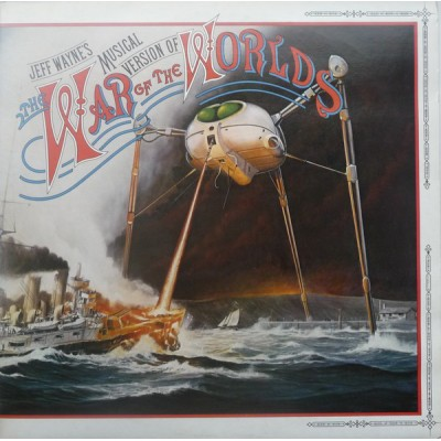 Jeff Wayne ‎--- War Of The...
