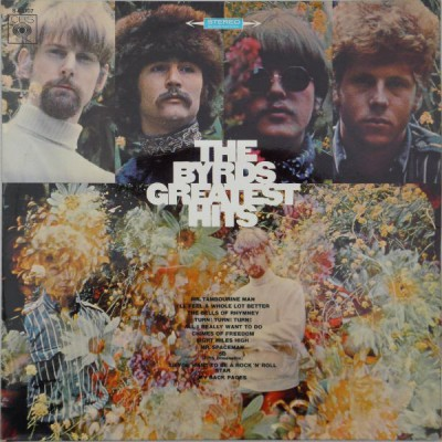 The Byrds --- The Byrds...