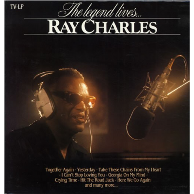 Ray Charles --- The Legend...