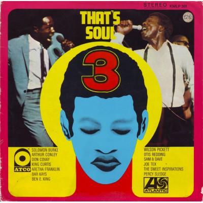 That's Soul 3