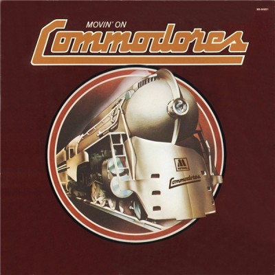 Commodores --- Movin' On