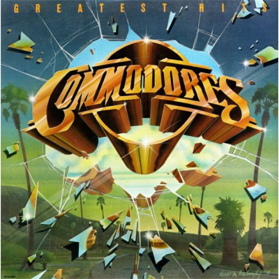 Commodores --- Greatest Hits