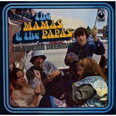 The Mamas & The Papas ---...