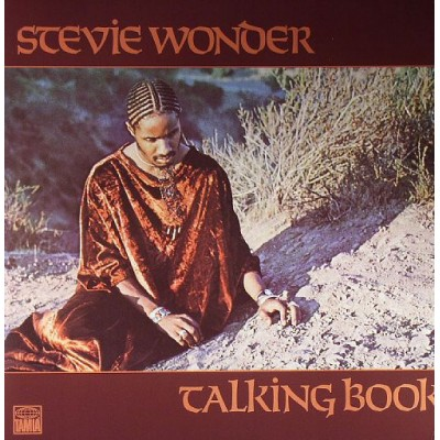 Stevie Wonder --- Talking Book