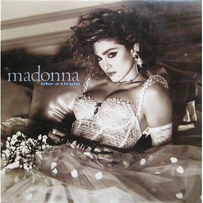 Madonna --- Like A Virgin