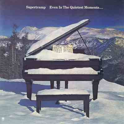 Supertramp --- Even In The...