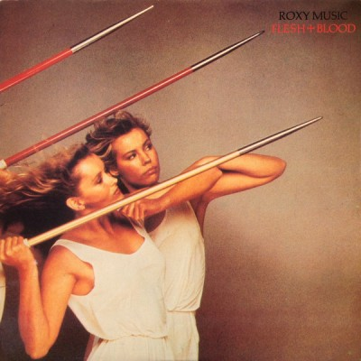 Roxy Music --- Flesh + Blood