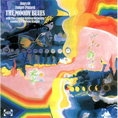 The Moody Blues --- Days Of...