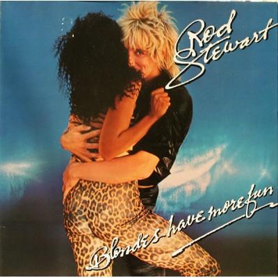 Rod Stewart --- Blondes...