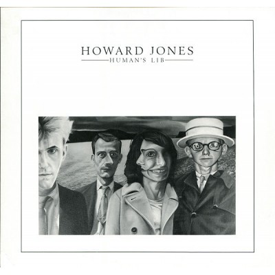 Howard Jones --- Human's Lib