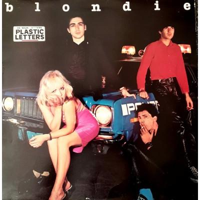 Blondie --- Plastic Letters
