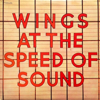 Wings --- Wings At The...