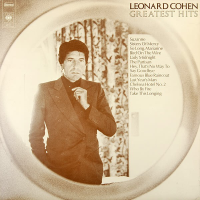 Leonard Cohen --- Greatest...
