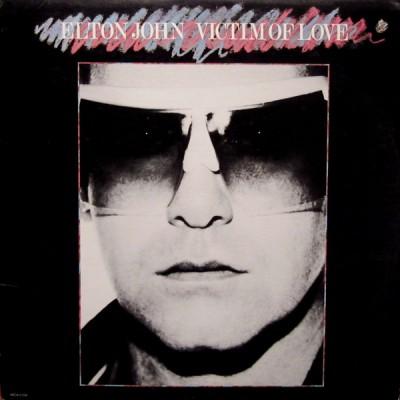 Elton John --- Victim Of Love