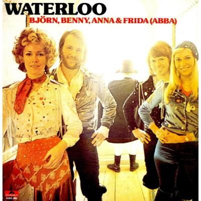 Abba --- Waterloo