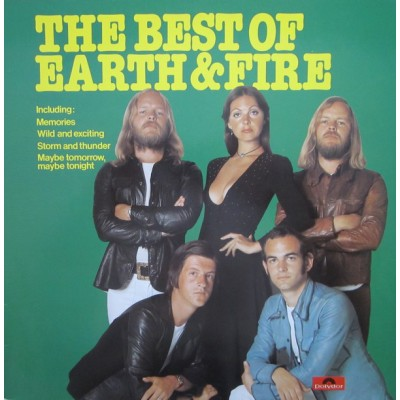 Earth & Fire --- The Best...