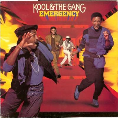 Kool & The Gang--- Emergency