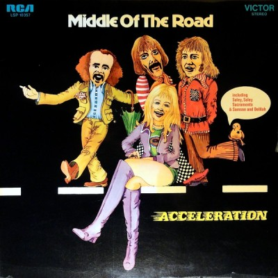 Middle Of The Road ---...