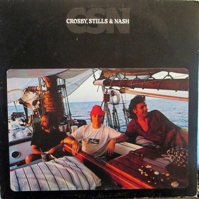 Crosby, Stills & Nash --- CSN