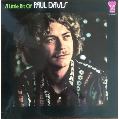Paul Davis --- A Little Bit...