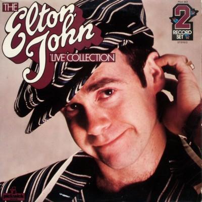 Elton John --- The Live...