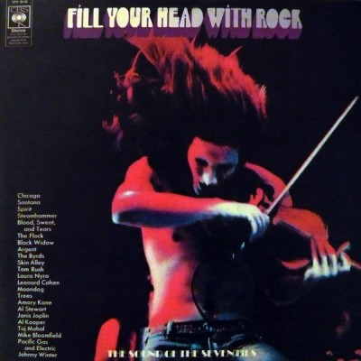 Fill Your Head With Rock...