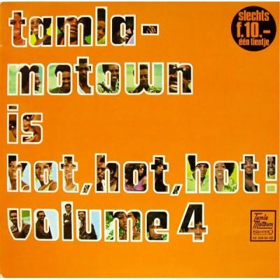 Tamla Motown Is Hot, Hot,...