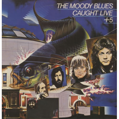 The Moody Blues --- Caught...