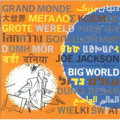 Joe Jackson --- Big World