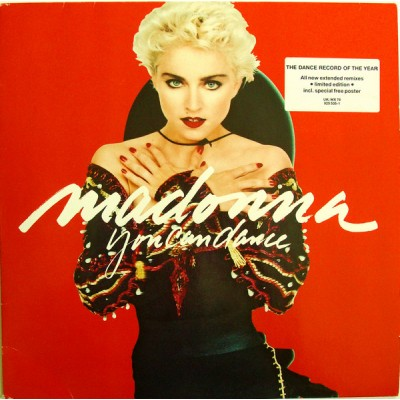 Madonna --- You Can Dance
