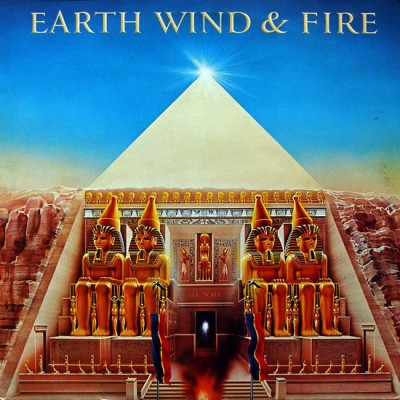 Earth Wind & Fire --- All...